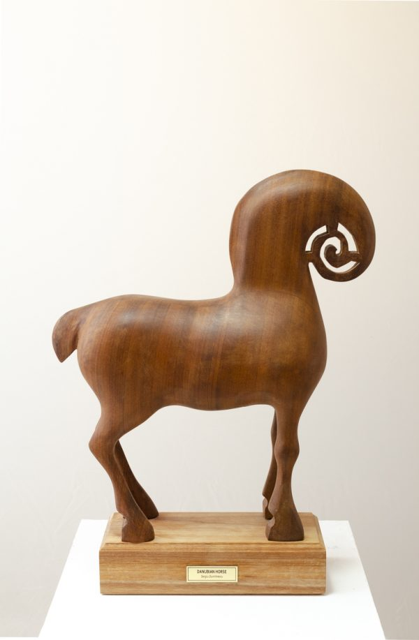 Danubian Horse